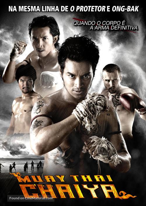 o filme muay thai chaiya