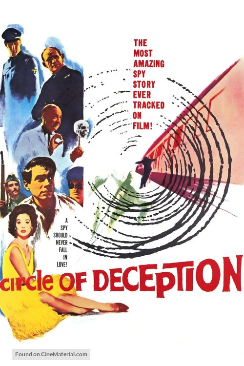 A Circle of Deception - Movie Cover
