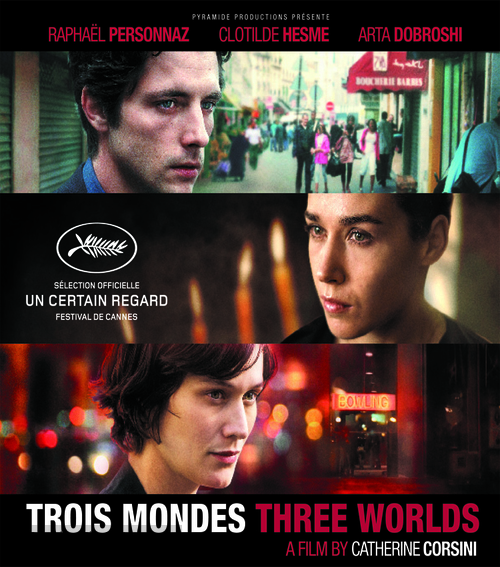 Trois mondes - French Movie Cover