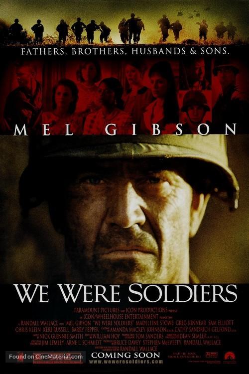 We Were Soldiers - Movie Poster