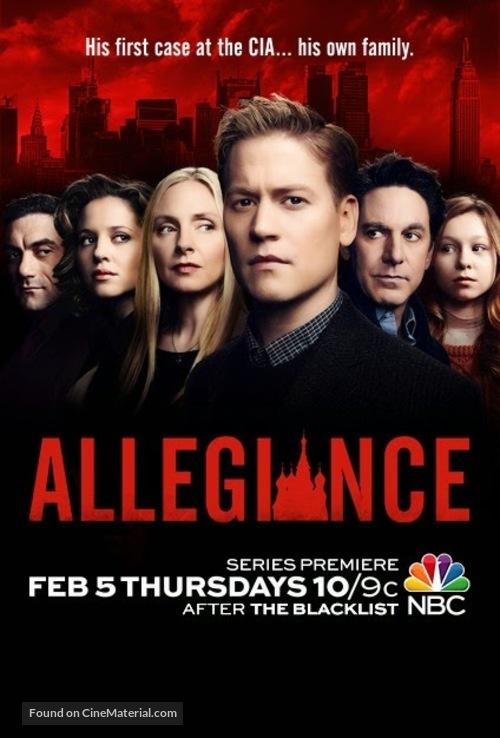 """""""Allegiance"""" - Movie Poster"""