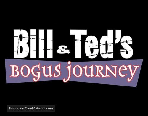 Bill & Ted's Bogus Journey - Logo