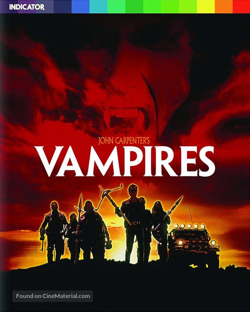 Vampires - British Movie Cover