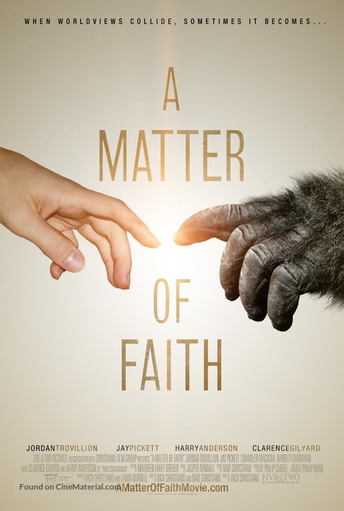A Matter of Faith - Movie Poster