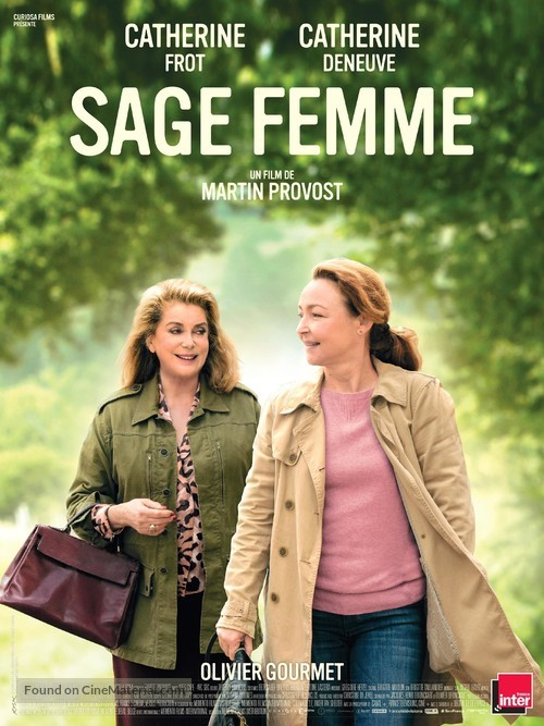 Sage femme - French Movie Poster