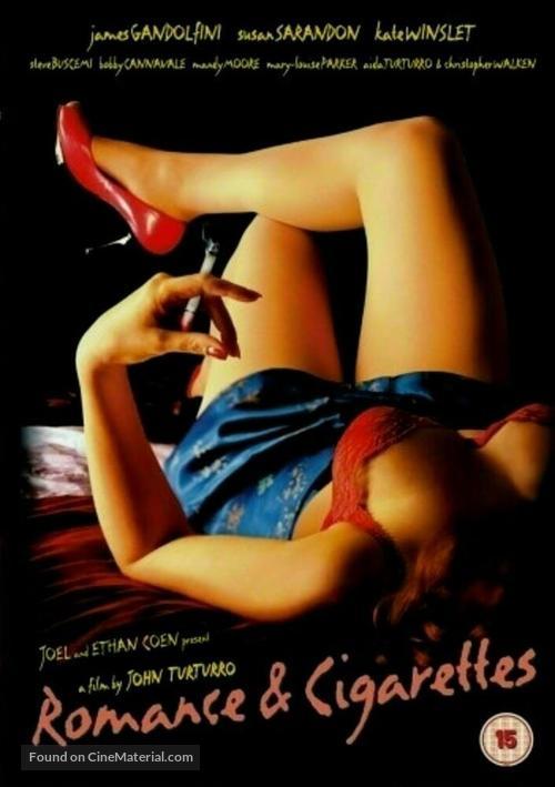 Romance & Cigarettes - British Movie Cover