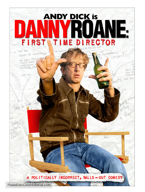 Danny Roane: First Time Director - poster