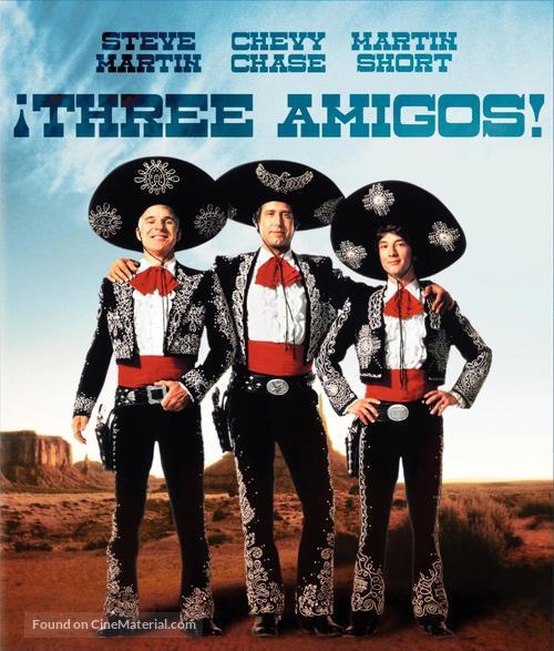 Three Amigos! - Blu-Ray movie cover
