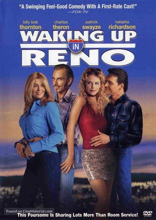 Waking Up in Reno - DVD movie cover