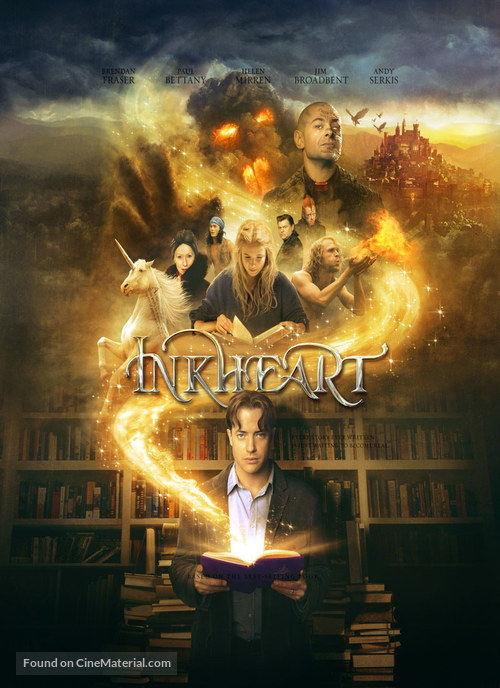 Inkheart - Movie Poster