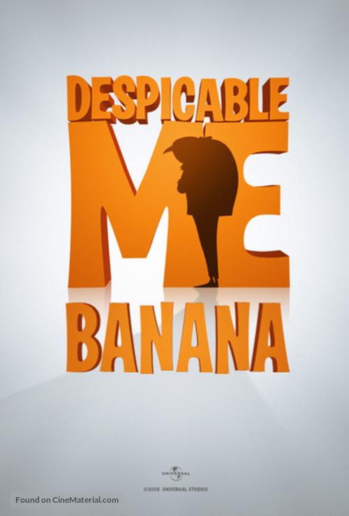 Banana - Movie Poster