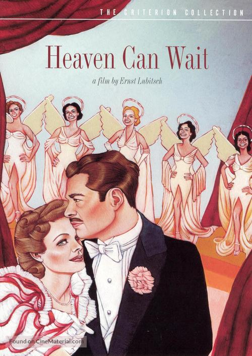 Heaven Can Wait - DVD movie cover