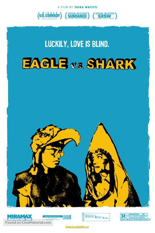 Eagle vs Shark - Movie Poster