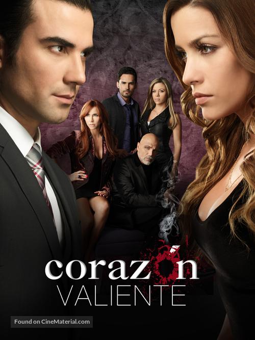 """Corazón valiente"" - Movie Poster"