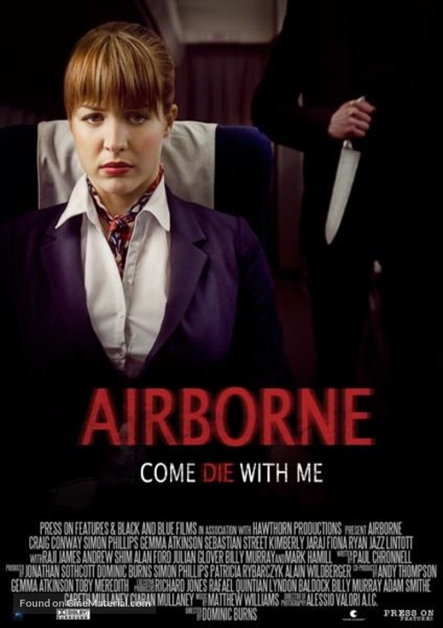 Airborne - Movie Poster