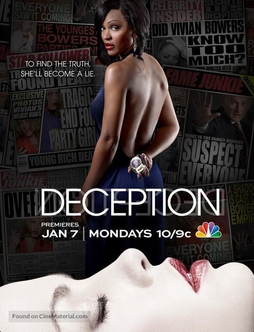 """""""Deception"""" - Movie Poster"""