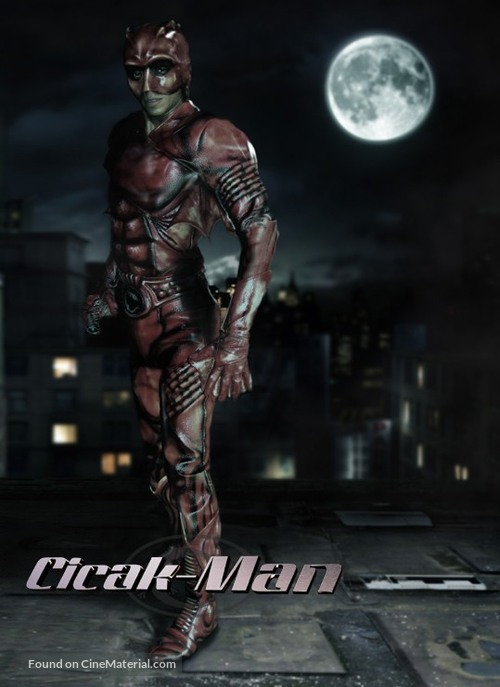 Cicak-man - Malaysian Movie Poster