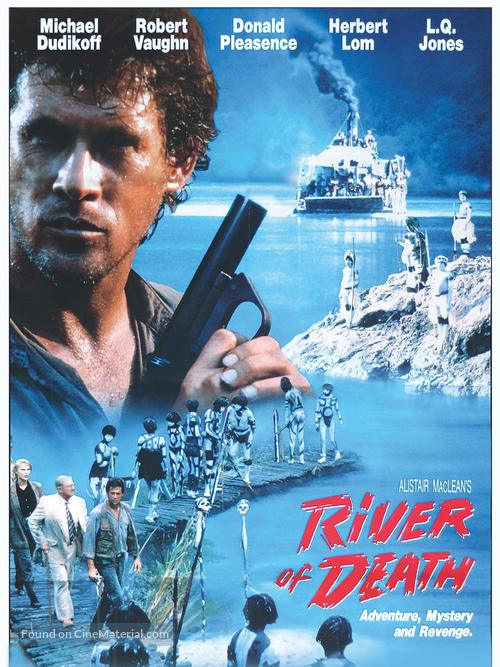 River of Death - Movie Cover