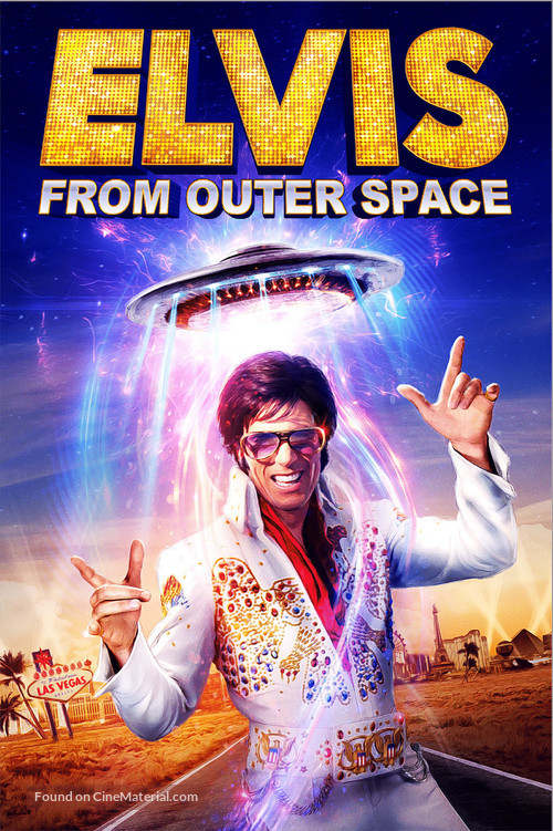Elvis from Outer Space - Video on demand movie cover