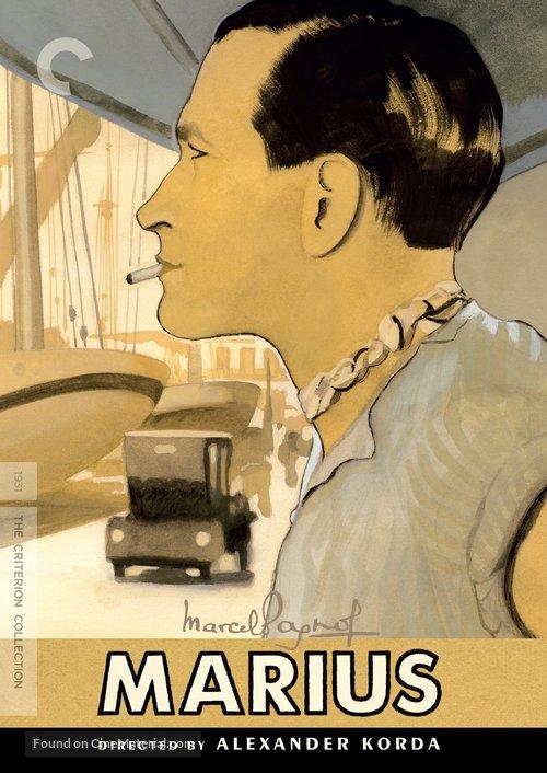Marius - DVD movie cover