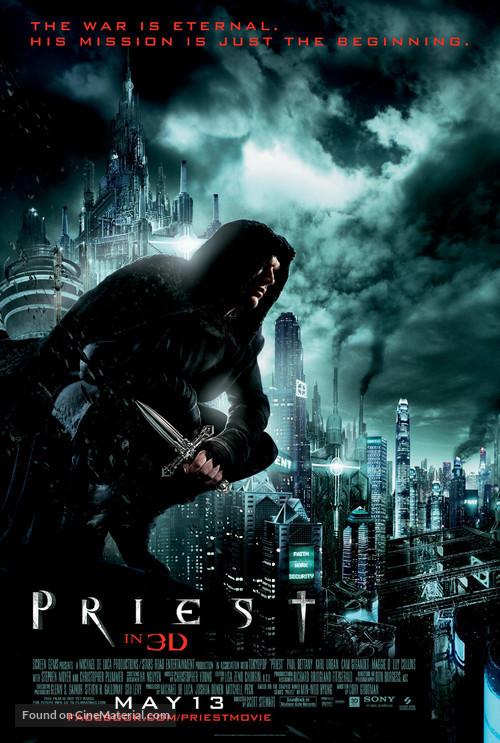Priest - Movie Poster