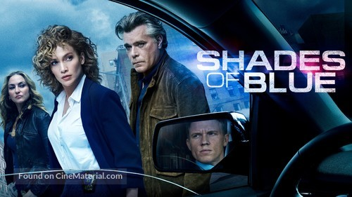 """""""Shades of Blue"""" - Movie Poster"""