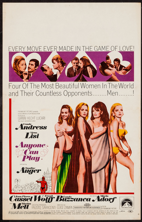 Le dolci signore - Movie Poster