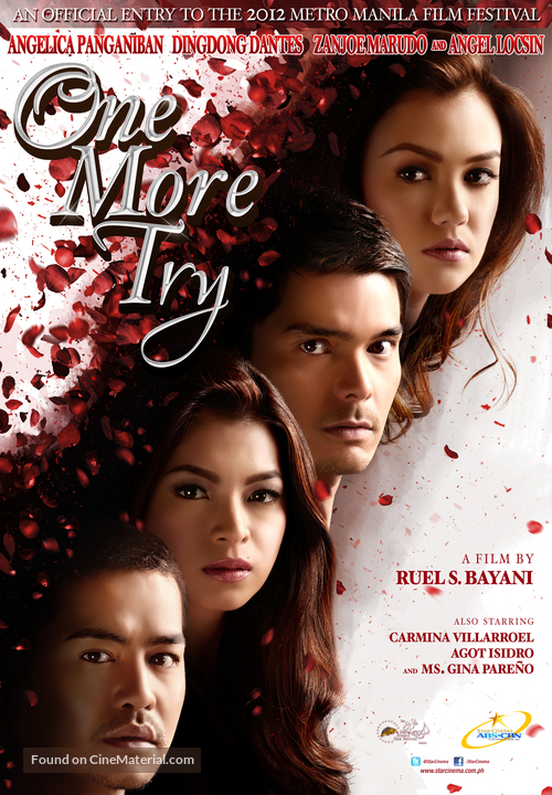 One More Try - Philippine Movie Poster