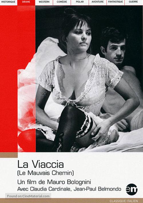 La viaccia - French DVD movie cover
