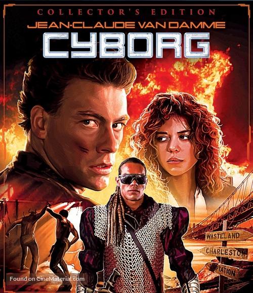 Cyborg - Movie Cover