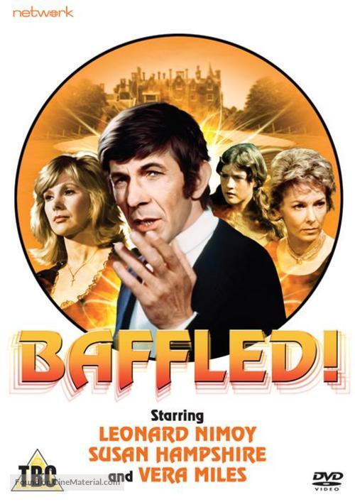 Baffled! - British Movie Cover