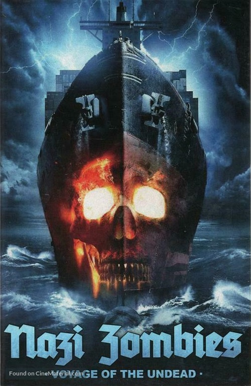 Death Ship - German DVD movie cover