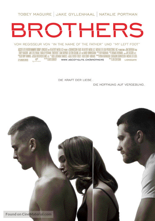Brothers - Swiss Movie Poster
