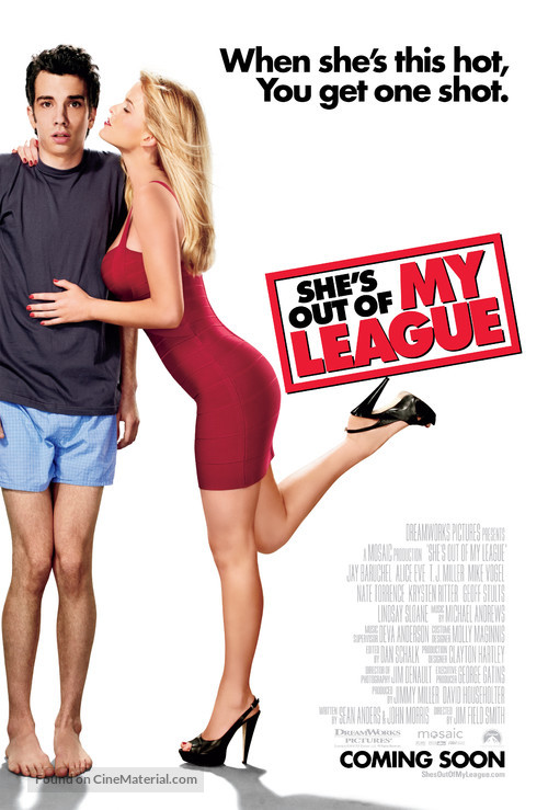 She's Out of My League - Movie Poster