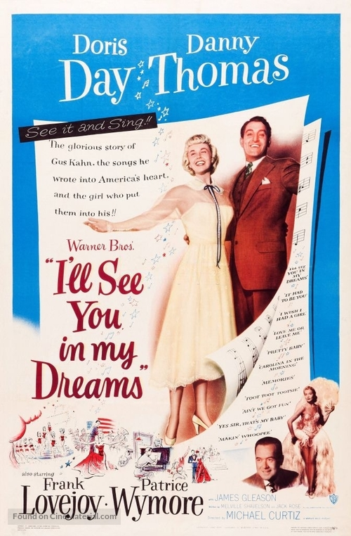 I'll See You in My Dreams - Movie Poster