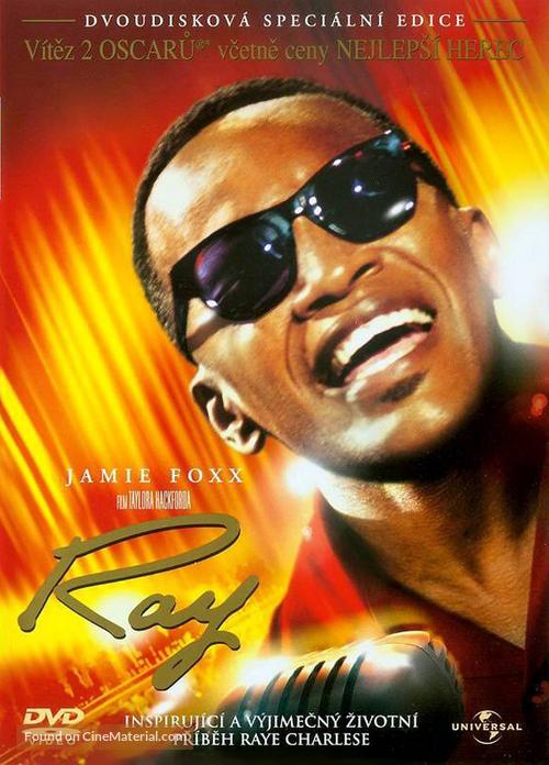 ray czech dvd cover