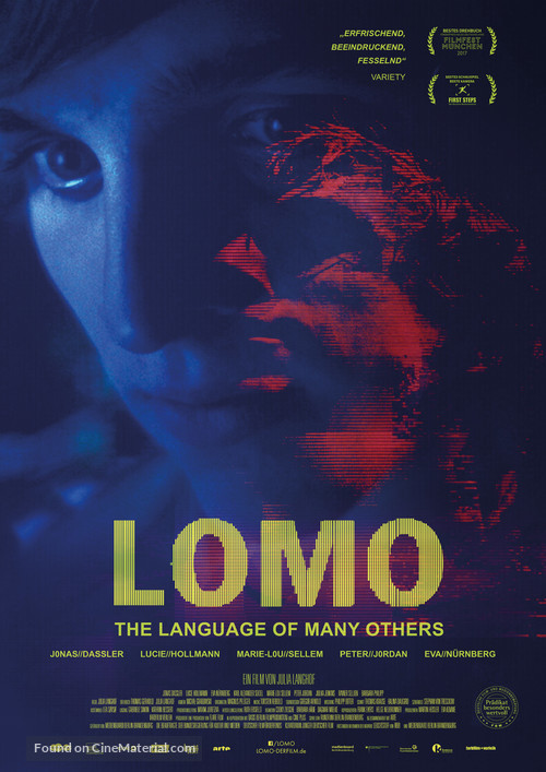 LOMO The Language of Many Others movie times in