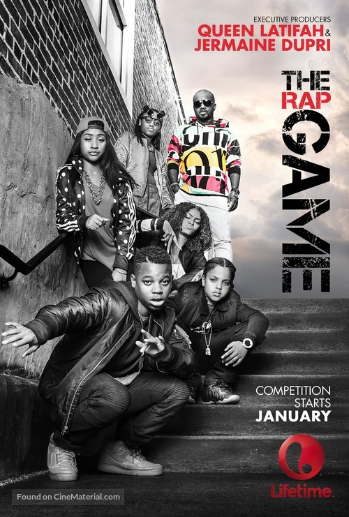 """The Rap Game"" - Movie Poster"
