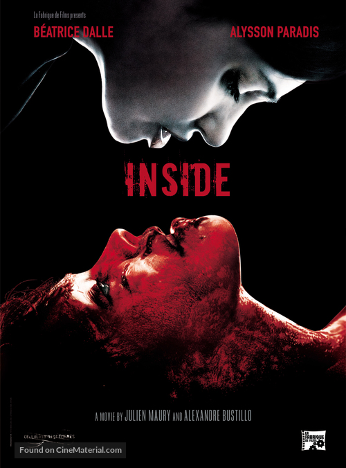 À l'intèrieur - International Movie Poster