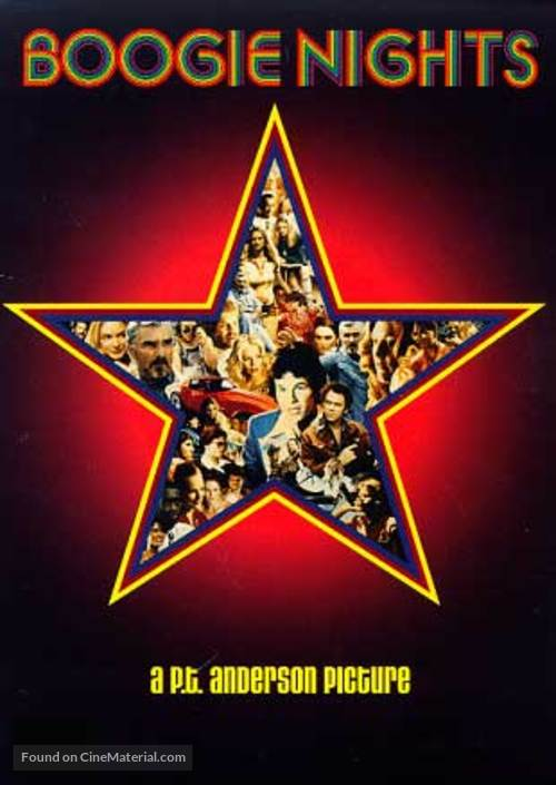 Boogie Nights - Movie Cover