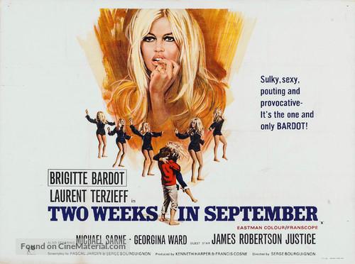 À coeur joie - British Movie Poster