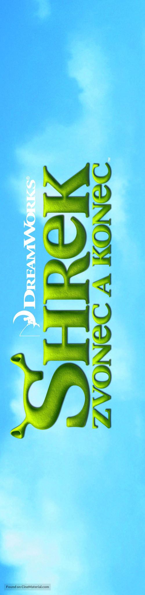 Shrek Forever After - Czech Logo