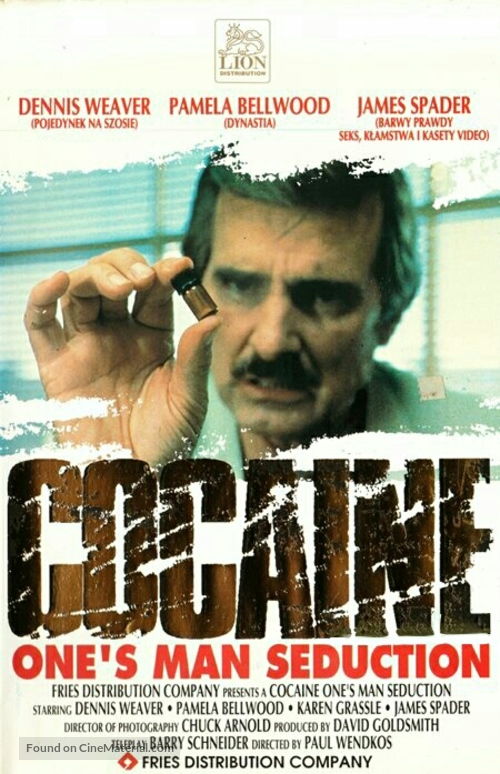 Cocaine: One Man's Seduction - Movie Poster