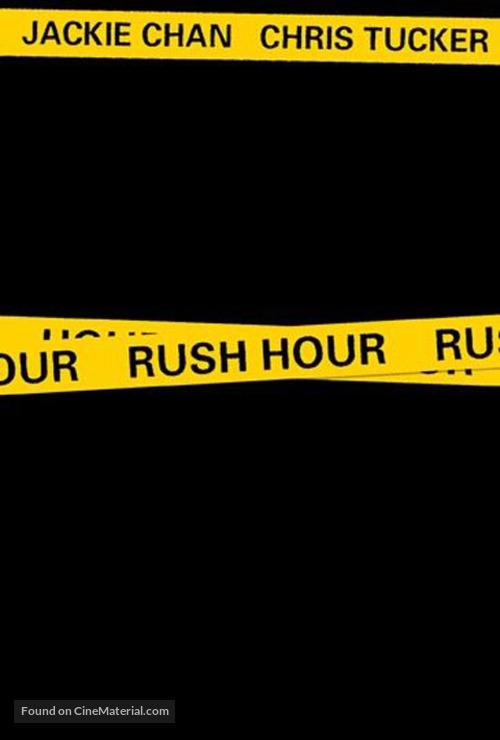 Rush Hour - Movie Poster
