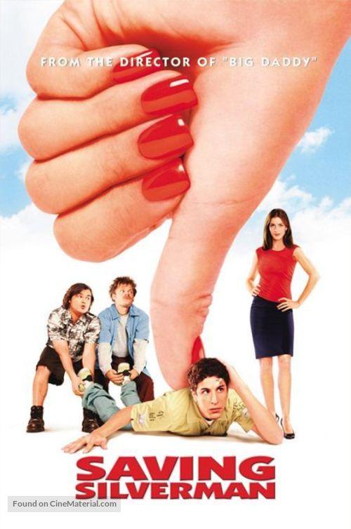 Saving Silverman - Movie Cover