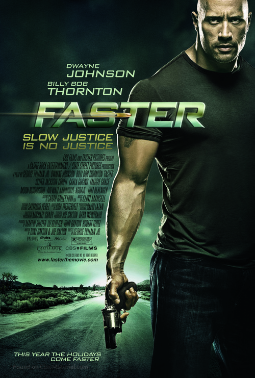 Faster - Movie Poster