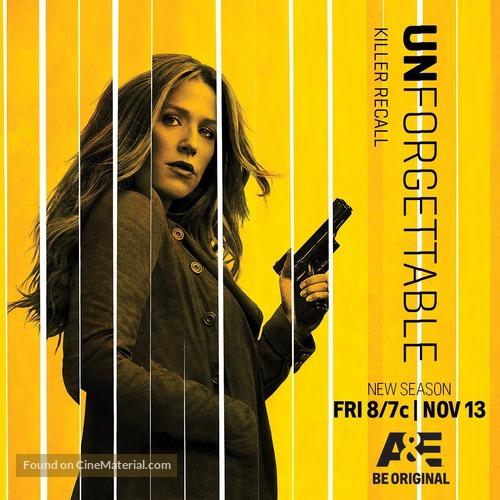 """""""Unforgettable"""" - Movie Poster"""