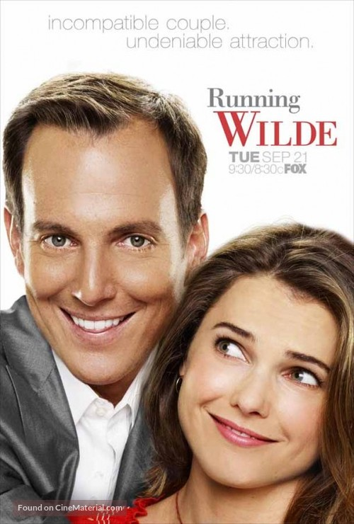 """Running Wilde"" - Movie Poster"
