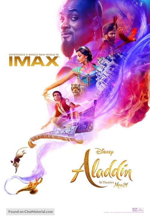 Aladdin - Movie Poster