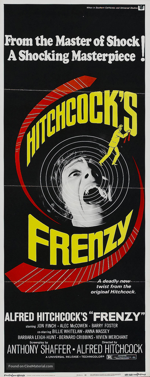 Frenzy - Movie Poster